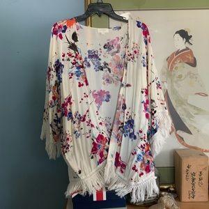 Umgee Other - Umgee Floral Kimono